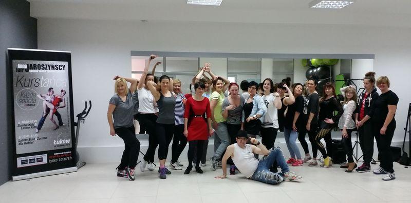 Łuków: Sexy Dance i 50 twarzy Greya, Dzień Kobiet 2015