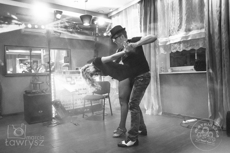 Pokaz tańca i integracja gości - otwarcie restauracji Matrioszka Siedlce, 6 IX 2014