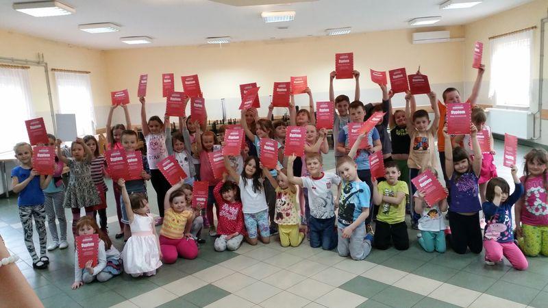 OPOLE NOWE: zajęcia taneczne dla dzieci w roku 2014-2015.